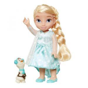 Jakks Pacific La reine des neiges - Poupée Elsa 15 cm
