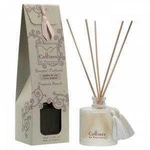 Collines de Provence Bouquet parfumé poudre de riz