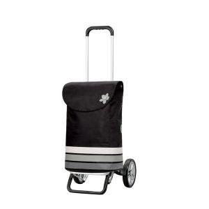Andersen Chariot Alu Star Shopper Blom Gris