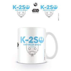 Pyramid International Mug K-2so Star Wars Rogue One