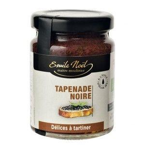 Emile Noël Tapenade noire BIO 90g