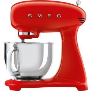 Smeg Robot pâtissier SMF03RDEU Rouge