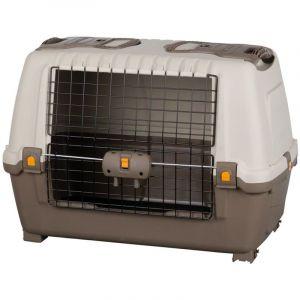 Trixie Ferribiella - Transportin Pet Carrier para Perro - 77x43x51 cm