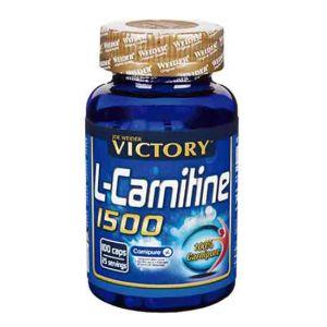 Weider Protéines L-carnitine 1500 x 100 capsules