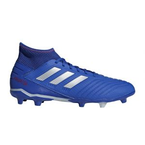 Adidas Chaussures de foot Chaussure de football terrain souple Predator 19.3 bleu - Taille 42