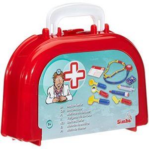Simba Toys Mallette de docteur
