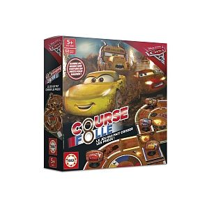 Educa Jeu Cars 3 Course Folle