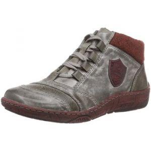 Remonte D3871 42, Sneakers Basses Femme, Gris (Gris Combiné), 38 EU (5 UK)