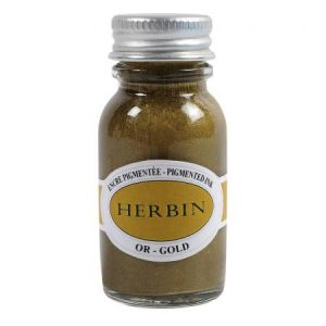 Herbin ENCRE PIGMENTEE OR ENCRE PIGMENTEE OR