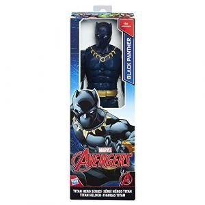 Hasbro Marvel Avengers Titan Black Panther - Figurine 30 cm