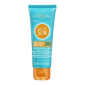 L'Oréal Sublime Sun Crème fondante visage multi-protectrice Cellular Protect FPS30
