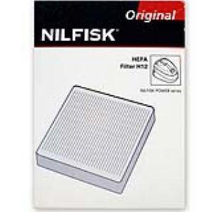 Nilfisk 1470432500 - Filtre Hepa 12 pour aspirateurs de la gamme Power