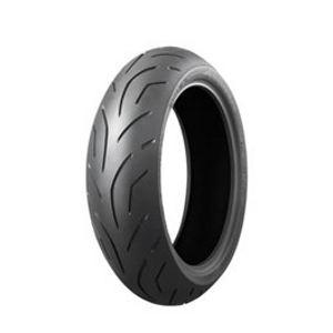Bridgestone Pneu moto : 200/55 R17 78W S20R Evo