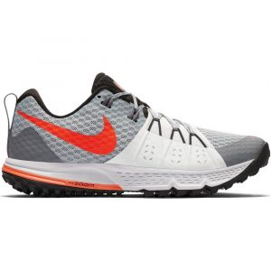 Nike Air Zoom Wildhorse 4 W Chaussures running femme Gris/argent - Taille 38