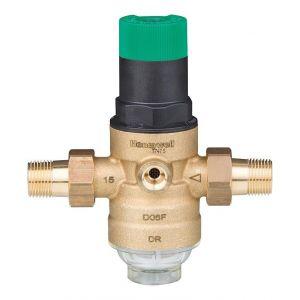 Honeywell D06F Réducteur de pression, 1 pouce