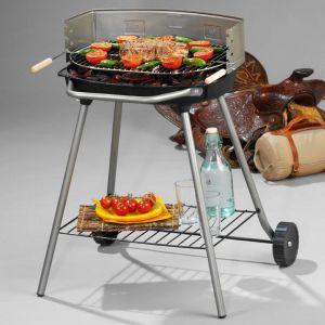 Somagic Athènes - Barbecue à charbon sur pieds