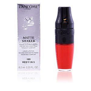Lancôme Matte Shaker 189 Redy in 5 - Rouge à lèvres liquide
