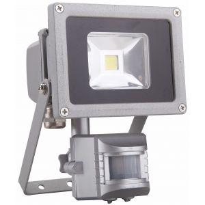 Dhome Projecteur inclinable LED avec détecteur - 10 W