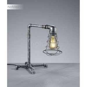 Trio Lampe design Gotham Gris Métal 507000188