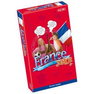 Tactic France Quiz Junior version voyage