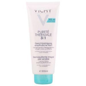 Vichy Pureté Thermale 3 en 1 - Démaquillant intégral peaux sensibles