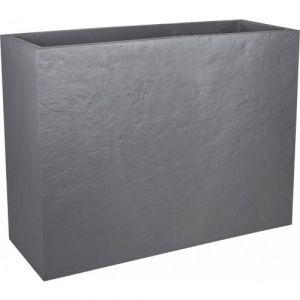Eda Plastiques Muret Loft L Volcania - 46 litres - gris galet