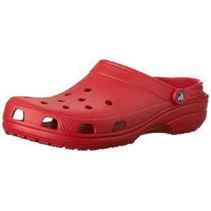 Crocs Classic, Sabots Mixte Adulte, Rouge (Pepper) 38/39 EU