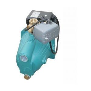 Image de Omni Pompe d'arrosage JET50 avec manomètre et interrupteur, POMPE DE JARDIN pour puits 600 W, 3000l/h, 230V, JET50OSPRZ