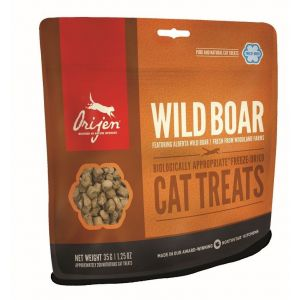 Orijen Wild Boar (Sanglier) Treats pour chat 35 g