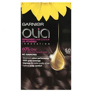Garnier Olia 5.0 Brown Permanent Hair Dye