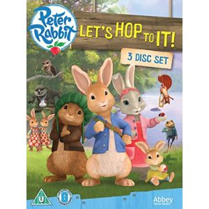 Peter Rabbit Let'S Hop To It [Edizione: Regno Unito] [Import anglais] [DVD]