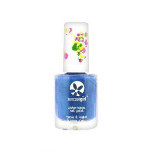 Suncoat Vernis à Ongles Girl Mermaid Blue - 9 ml