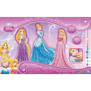 Orb factory Sticky Mosaics : Robes de bal Disney Princesse