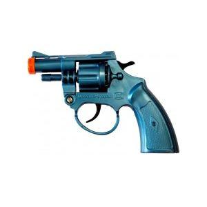 Smiffy's Pistolet détective en plastique 8 coups