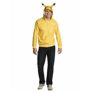 Déguisement Pikachu Pokémon homme