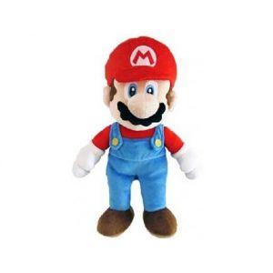 Peluche Super Mario plombier Nintendo 35 cm