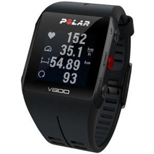 Polar V800 avec ceinture - Montre GPS cardio