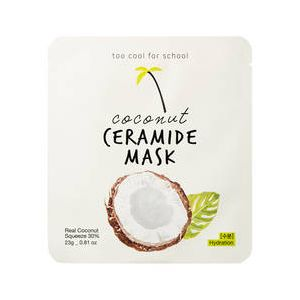 too cool for school Coconut ceramide mask hydrating