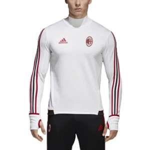 Adidas Milan AC Maillot d'Entraînement - Blanc/Rouge