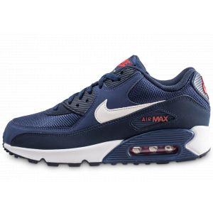 Nike Chaussure Air Max 90 Essential - Homme - Bleu - Taille 40