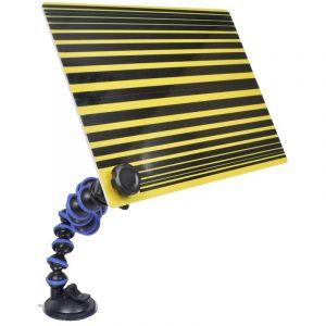 VidaXL Panneau à Lignes pour débosselage réparation sans Peinture Outils de réparation