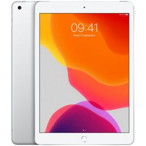 Apple iPad IPAD 10,2 128GO ARGENT WI-FI CELLULAR NOUVEAU (7EME GENERATION)