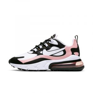 Nike Chaussure Air Max 270 React Femme - Noir - Taille 38