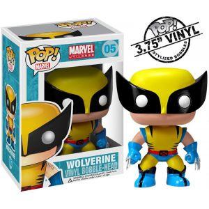 Funko Figurine Pop! Marvel : Wolverine