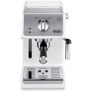 Delonghi Machine à expresso ECP33.21.W Blanc