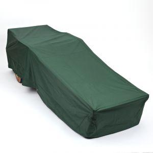 Trueshopping Housse de protection en PVC ultra-résistante pour fauteuil d'extérieur