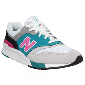 Image de New Balance 997, Baskets Homme, Gris Grey, 40 EU