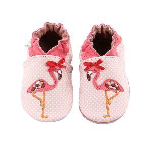 Robeez Pink Flamingo - Chaussons bébé