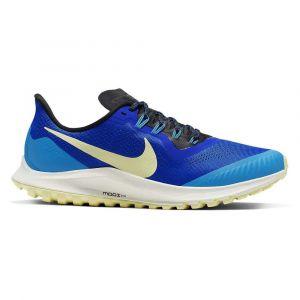 Nike Air zoom pegasus 36 trail bleu jaune homme 44 1 2