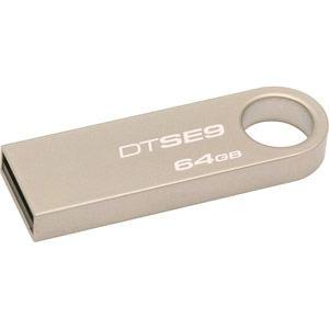 Kingston DTSE9H/64GB - Clé USB 2.0 DataTraveler SE9 64 Go